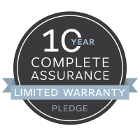 Our HVAC contractors in Louisville, KY choose York because they pledge a 10 year complete assurance limited warranty.