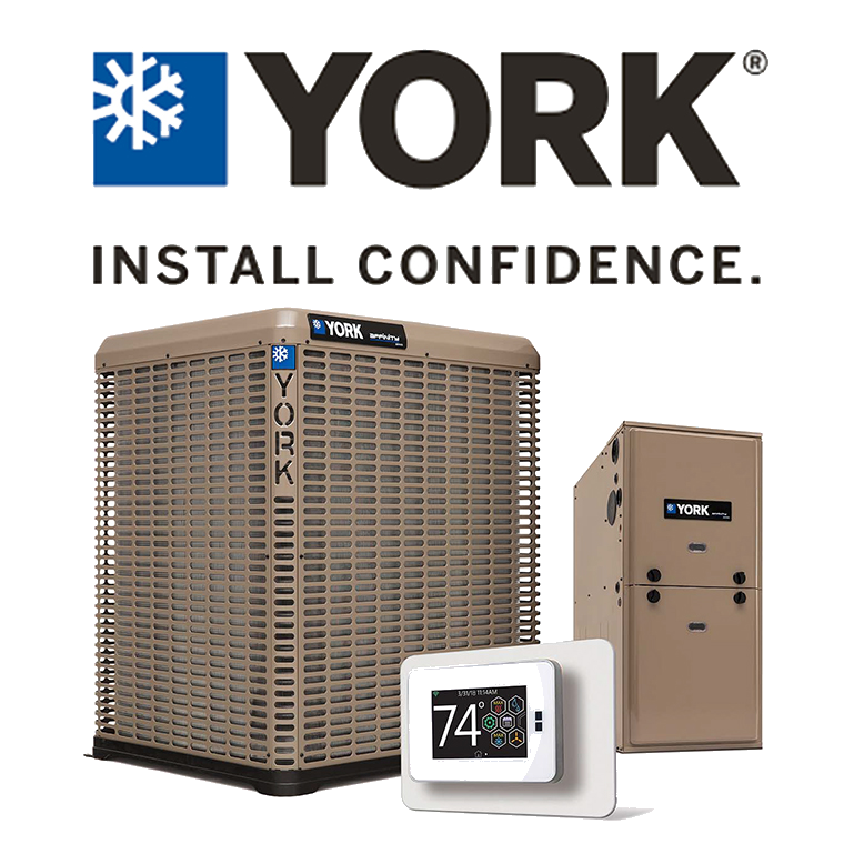 Our expert HVAC contractors use the trusted York products in Louisville, KY.