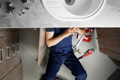 Pooling water is a sign of a clogged drain so call a plumber in Louisville, KY.